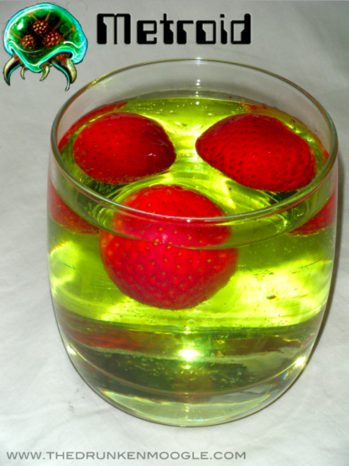 Metroid Cocktail