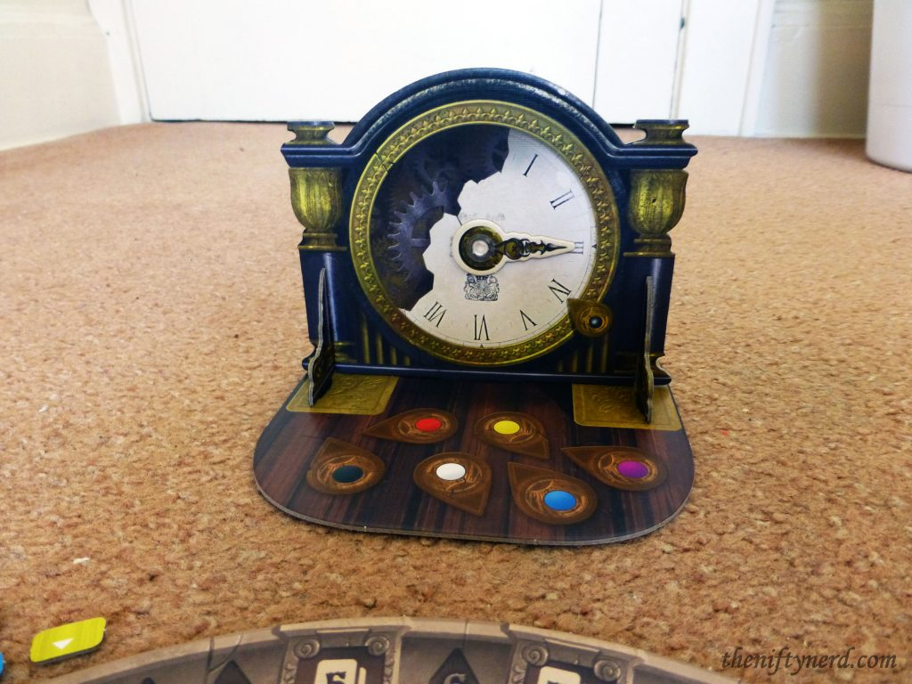 Mysterium game clock