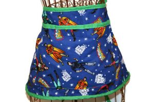 Big Bang Theory cooking apron