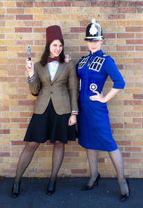 Doctor Who and TARDIS costumes