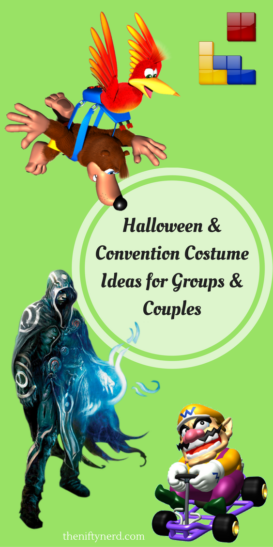 group and couple costume ideas