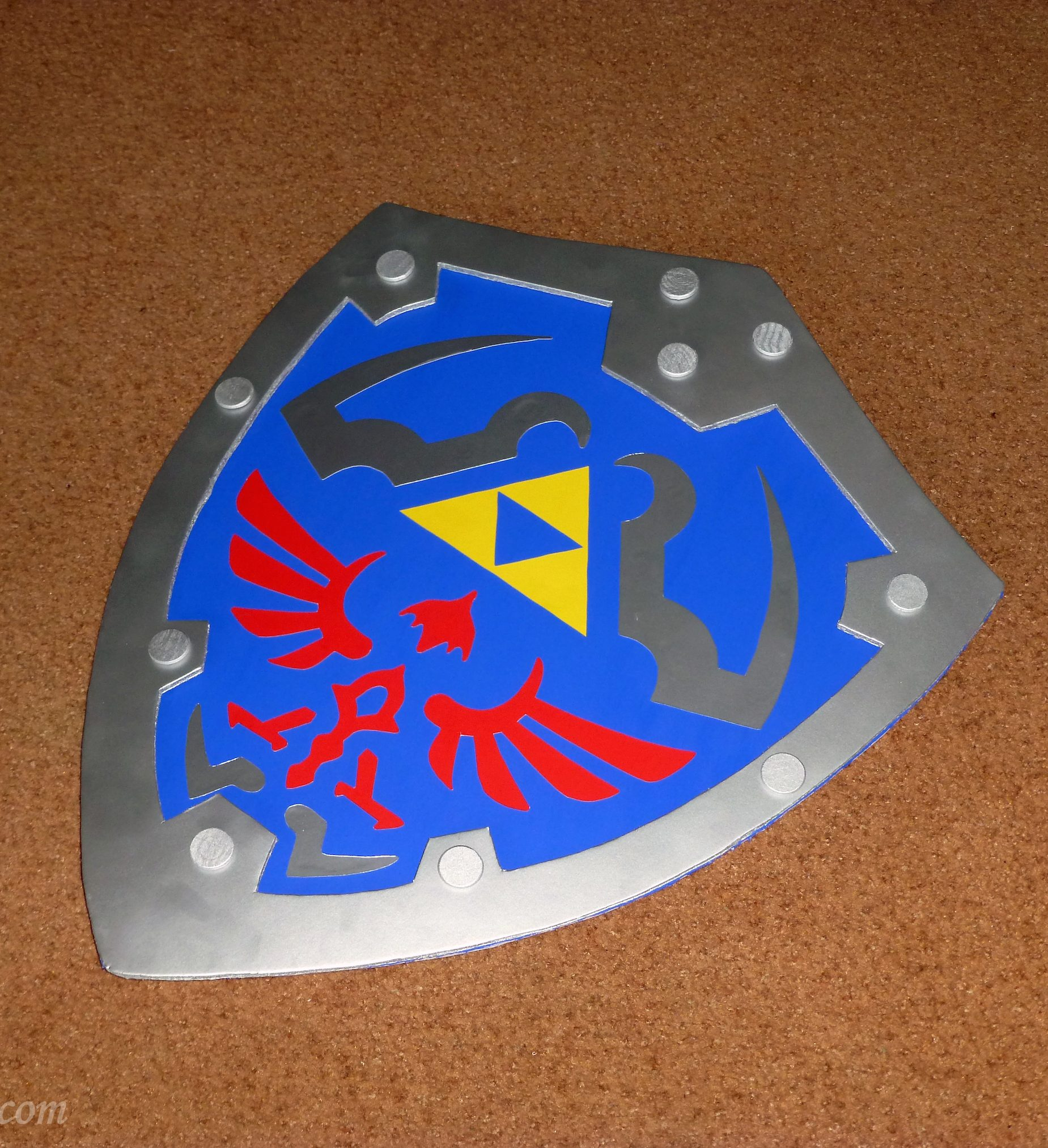 cosplay Link shield