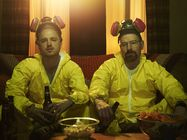 Breaking Bad Walt White and Jesse Pinkman costumes