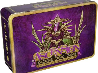 Ascension Year 2 Collector's Edition Tin Box