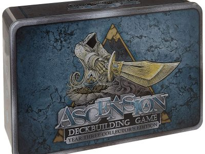 Asension Year Three Collector's Edition Tin
