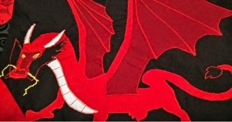 Last Airbender dragon