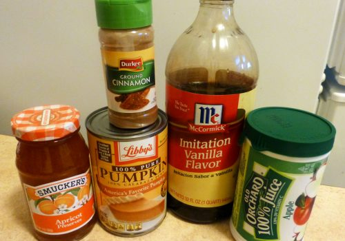 pumpkin juice ingredients