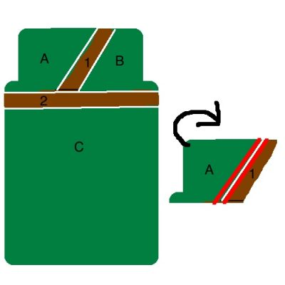 apron diagram
