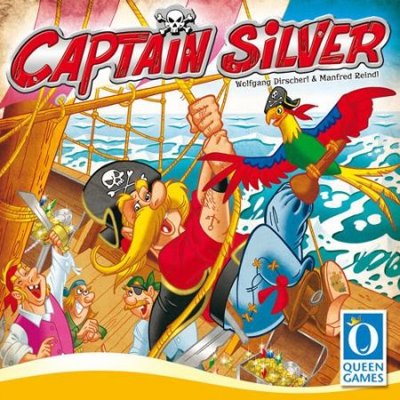 board game Captain Silver