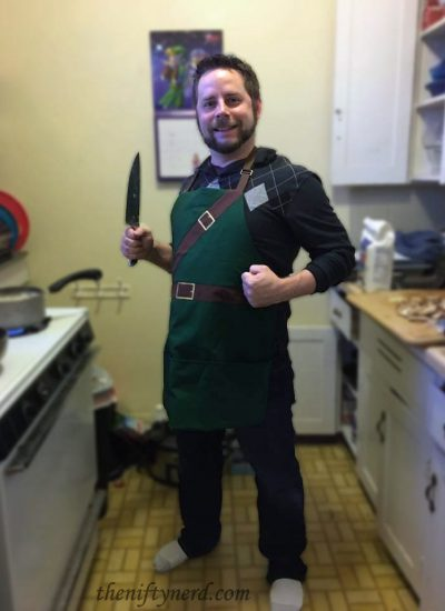 Chef Ron as Link