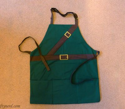 Legend of Zelda Link apron