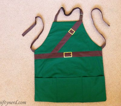 Legend of Zelda Link cooking apron