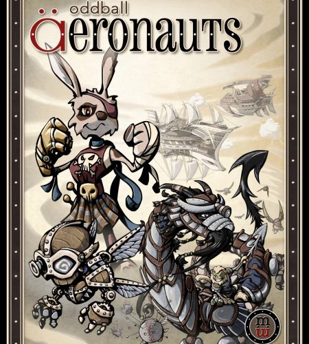 Oddballl Aeronauts card game