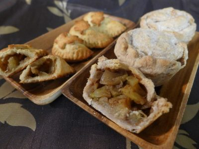 Apple Hand Pies by Kitchen Overlord