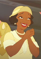 Eudora The Princess & The Frog