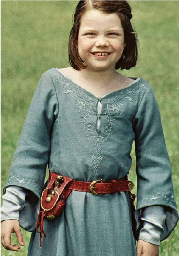 Lucy Pevensie Chronicles of Narnia