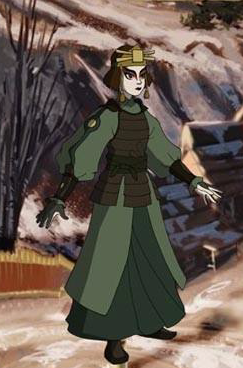 Suki Avatar: The Last Airbender