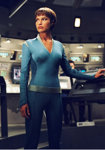 T'Pol Pon Farr Star Trek Enterprise