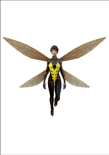Wasp Marvel Comics
