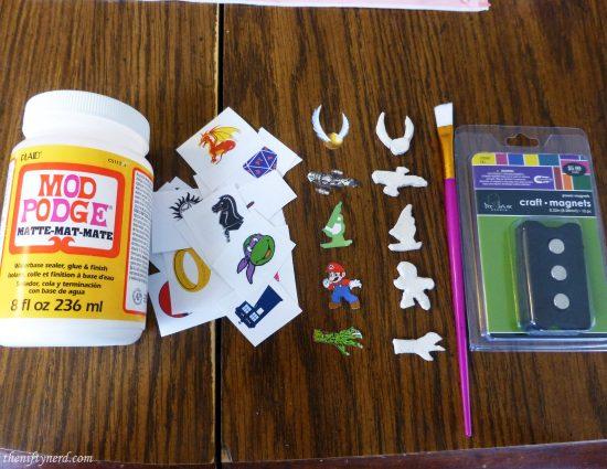 fandom countdown calendar pieces