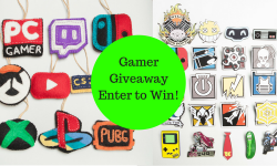 Exclusive Gamer Giveaway with FanFit Gaming