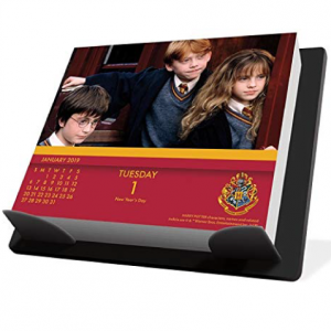 2019 Harry Potter daily calendar
