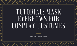 How to Mask Eyebrows