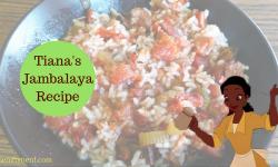 Tiana's Slow Cooker Jambalaya