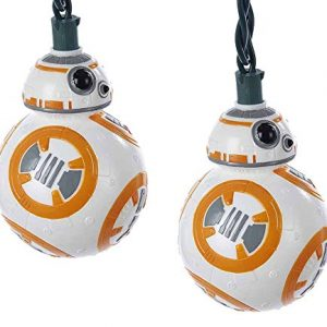 BB8 string lights