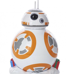 BB8 Christmas tree topper