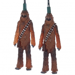 Star Wars Chewbacca string lights