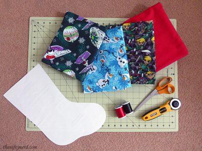 fandom themed stocking supplies