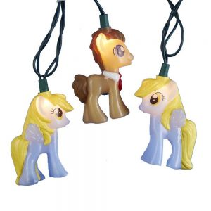 My Little Pony string lights