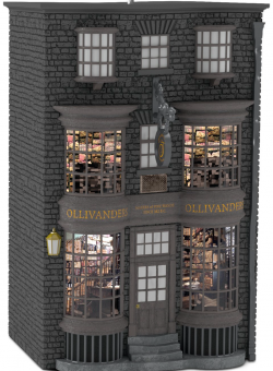 Ollivanders Wand Shop tree ornament