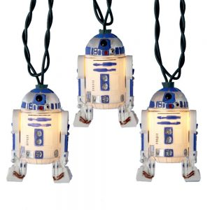 R2D2 string lights