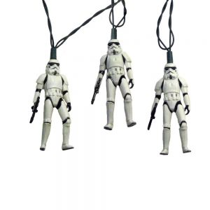 Star Wars Storm Trooper lights