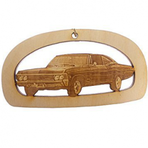 Supernatural Chevy Impala ornament