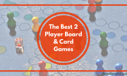The Best Games for 2 Players