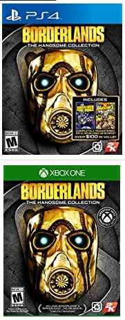 Borderlands video games