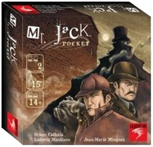 Mr. Jack Pocket edition
