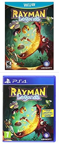 Rayman Legend video games