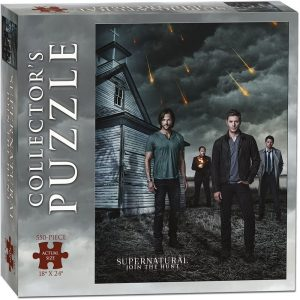 Supernatural collector's puzzle