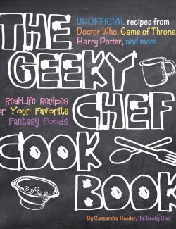 Geeky Chef cook book