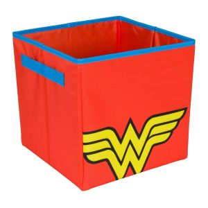 DC Wonder Woman storage cube