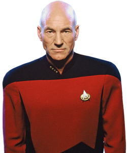 Captain Jean-Luc Picard, Star Trek