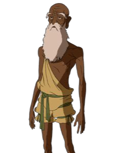 Guru Pathik, The Last Airbender