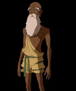 Guru Pathik, The Last Airbender