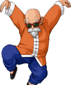 Master Roshi, Dragon Ball Z