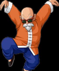 Master Roshi, Dragon Ball Z