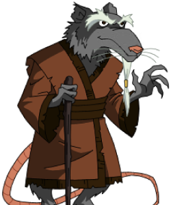 Master Splinter, TMNT
